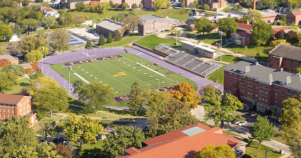 Loras Campus Map.Future Loras Division Iii Student Athletes Now Able To Sign